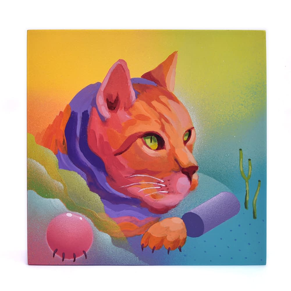 Daniel Largo - Multidimensional Cat