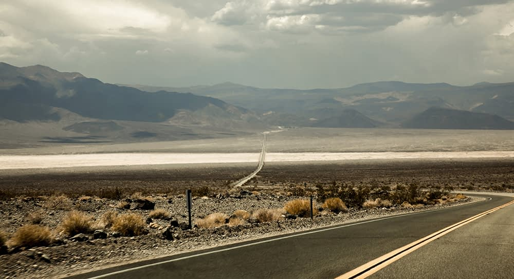 Benedetta Mascalchi - Death Valley - Black and Grey