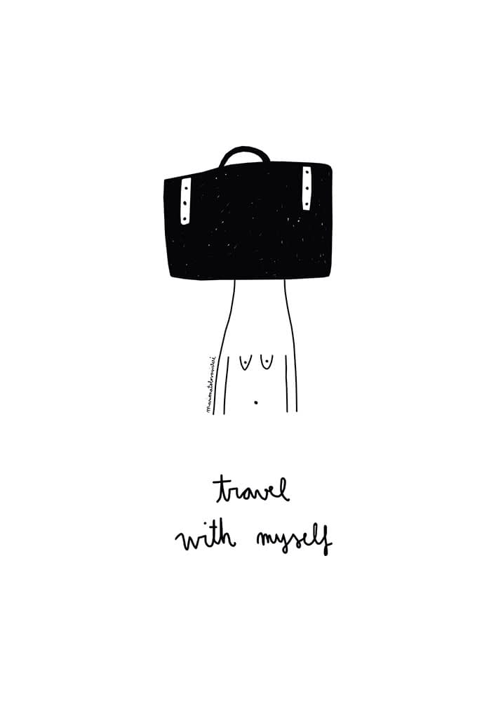 Mariona Tolosa Sisteré - Travel with myself