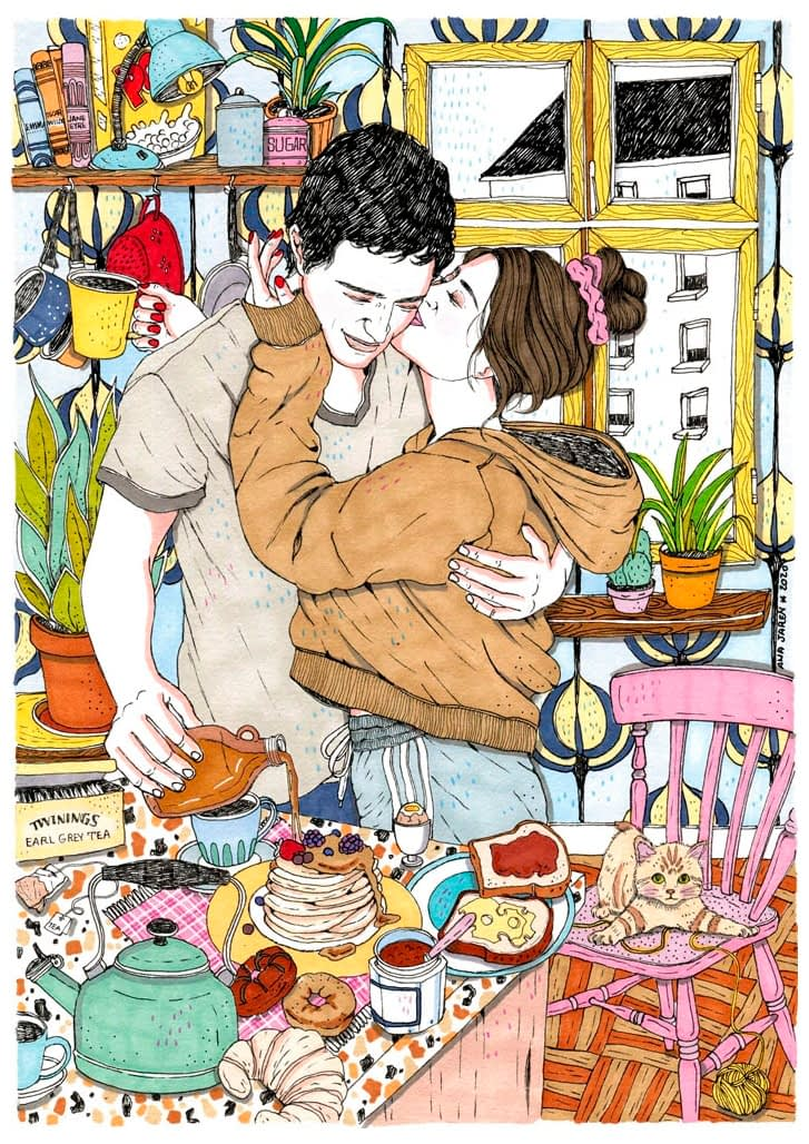 Ana Jarén - Breakfast and Love